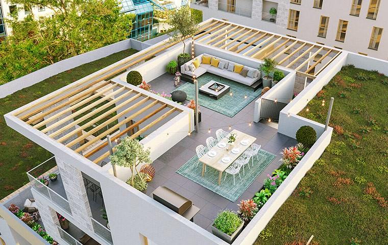 Rooftop à Antony (92)