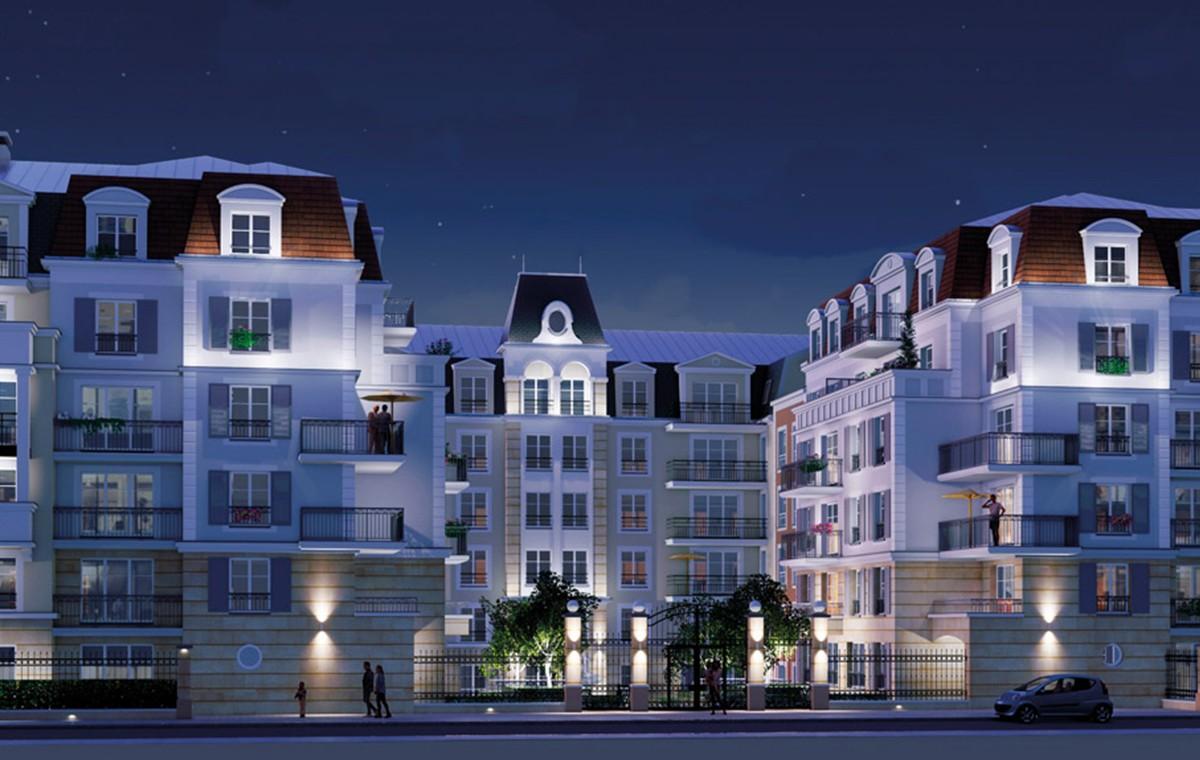 Programme immobilier Résidence 7e Art à Le Blanc-Mesnil (93150) - Cibex