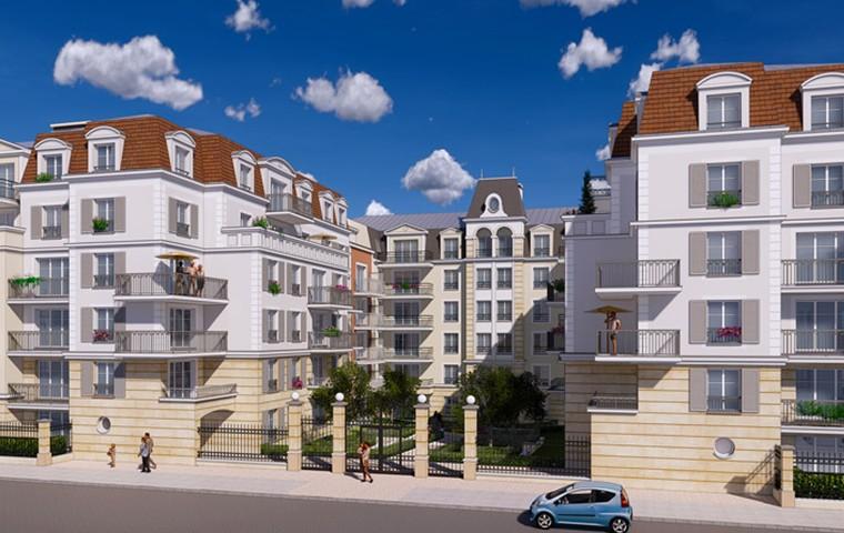 Résidence 7e Art à Le Blanc-Mesnil (93)