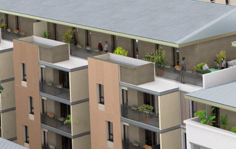 Résidence Opaline 2 à Montfermeil (93)