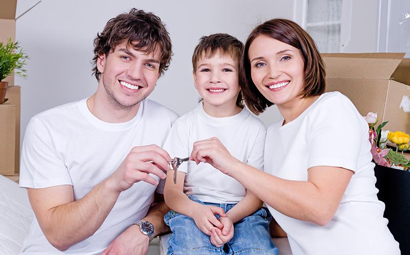 Les avantages du neuf - Le prêt à taux zéro - Acheter neuf avec CIBEX