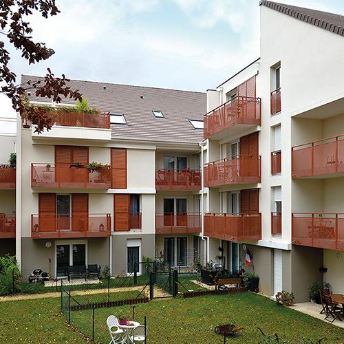 Programme immobilier neuf Les Allées du Verger à Dammartin-en-Goëlle (77)