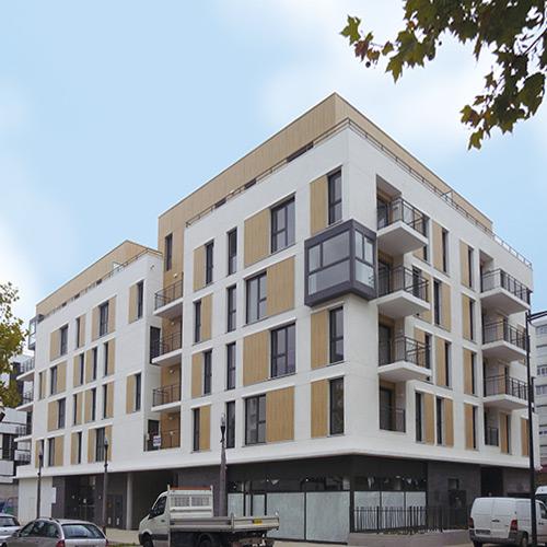 Programme immobilier neuf La Daunière aux Ulis (91)