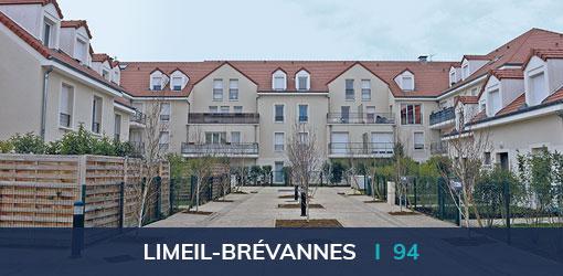 Programme immobilier neuf Le Clos de Limuel à Limeil-Brévannes (94)