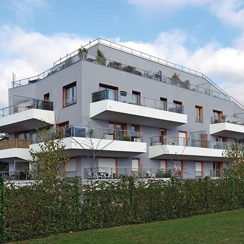 Programme immobilier neuf Harmonia à Massy (91)