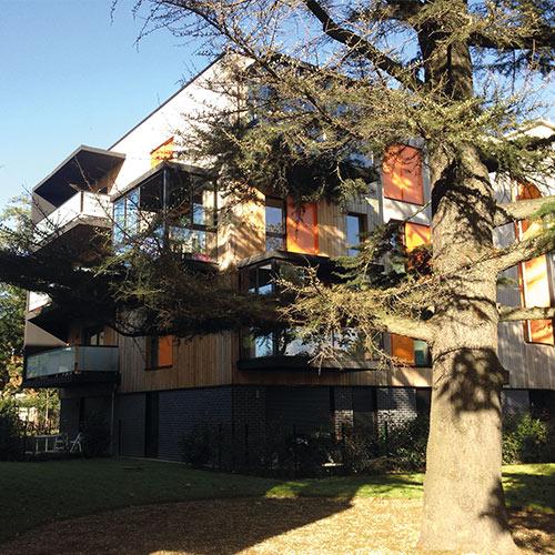 Programme immobilier neuf Le Jardin des Écoles à Montreuil (93)