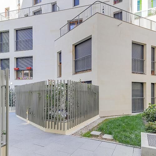 Programme immobilier neuf Le New Art à Paris 15e (75)