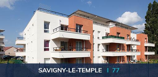 Programme immobilier neuf Résidence du Lac à Savigny-le-temple (77)