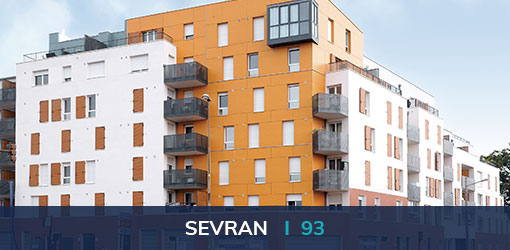 Programme immobilier neuf Résidence des Lys à Sevran (93)