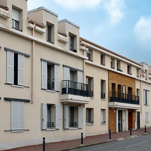 Programme immobilier neuf Les Clos de la Margelle à Survilliers (95)