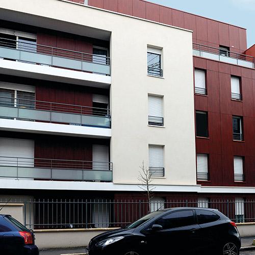 Programme immobilier neuf Résidence de l'Orangeraie à Vitry-sur-Seine (94)